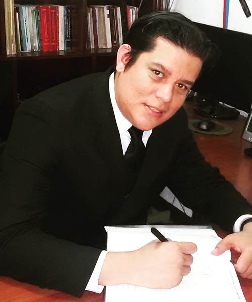 Lic. William Israel Cisneros Diaz